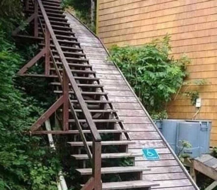 How Did This Ramp Pass Inspection?